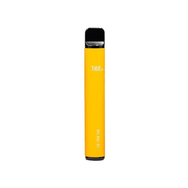 20mg True Bar Disposable Vape Pod 600 Puffs 3 for £10 - Disposable Vapes 8