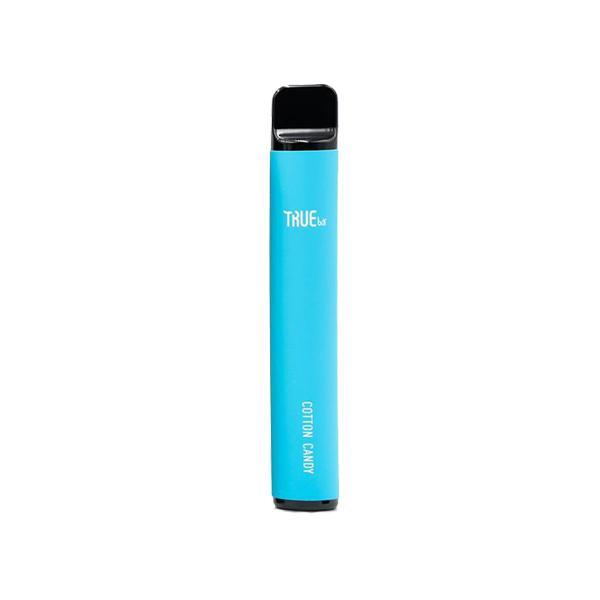 20mg True Bar Disposable Vape Pod 600 Puffs 3 for £10 - Disposable Vapes 14