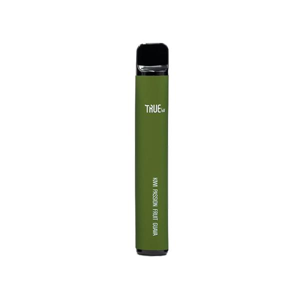 20mg True Bar Disposable Vape Pod 600 Puffs 3 for £10 - Disposable Vapes 12
