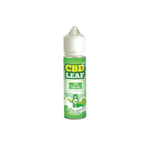 CBD Leaf 1000mg 50ml Shortfill E-Liquid (70VG/30PG) 50ml Shortfills 4