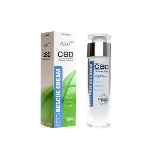 """<a href=""""https://wvvapes.co.uk/canabidol-250mg-cbd-rescue-cream-50ml"""">Canabidol 250mg CBD Rescue Cream 50ml</a> CBD Products"""
