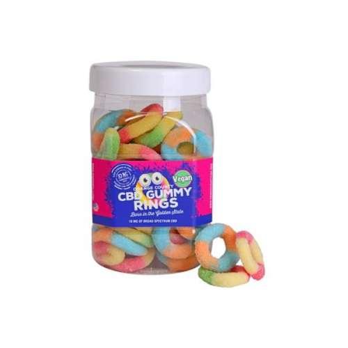 "<a href=""https://wvvapes.co.uk/orange-county-cbd-10mg-gummy-rings-large-pack"">Orange County CBD 10mg Gummy Rings – Large Pack</a> CBD Food"