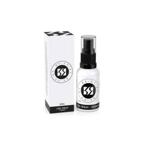 """<a href=""""https://wvvapes.co.uk/recvry-cbd-500mg-spray-30ml"""">RE:CV:RY CBD 500mg Spray 30ml</a> CBD Oil"""