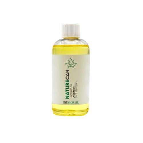 "<a href=""https://wvvapes.co.uk/naturecan-500mg-cbd-massage-oil-100ml"">Naturecan 500mg CBD Massage Oil 100ml</a> CBD Oil"