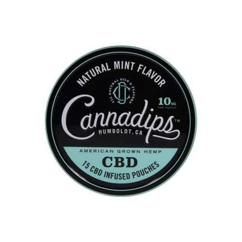 "<a href=""https://wvvapes.co.uk/cannadips-150mg-cbd-snus-pouches-natural-mint"">Cannadips 150mg CBD Snus Pouches – Natural Mint</a> CBD Food"