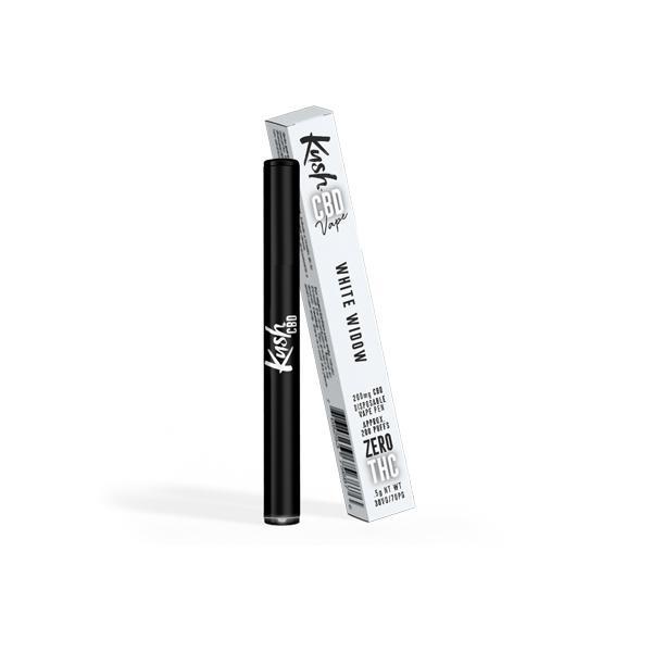 Kush Vape 200mg CBD Disposable Vape Pen (70VG/30PG) Disposable Vapes 7