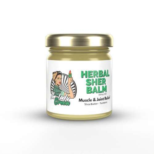 """<a href=""""https://wvvapes.co.uk/lady-green-200mg-cbd-muscle-balm"""">Lady Green 200mg CBD Muscle Balm</a> Vaping Products"""