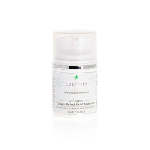 "<a href=""https://wvvapes.co.uk/cbd-leafline-100mg-cbd-collagen-retinol-face-cream-30ml"">CBD Leafline 100mg CBD Collagen Retinol Face Cream 30ml</a> CBD Products"