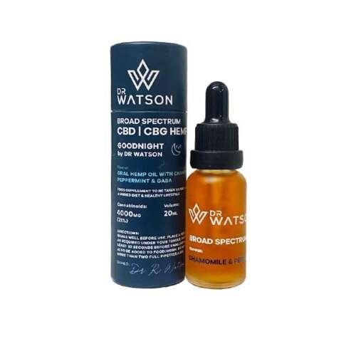 "<a href=""https://wvvapes.co.uk/dr-watson-3000mg-cbd-cbg-broad-spectrum-oil-20ml-relief"">Dr Watson 3000mg CBD + CBG Broad Spectrum Oil 20ml – Relief</a> CBD Oil"