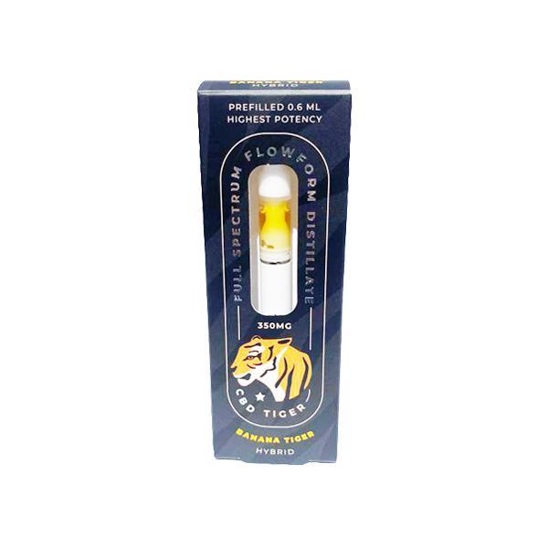 CBD Tiger Full-Spectrum 350mg CBD Disposable Vape Pen Disposable Vapes 5