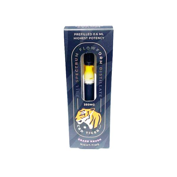 CBD Tiger Full-Spectrum 350mg CBD Disposable Vape Pen Disposable Vapes 7