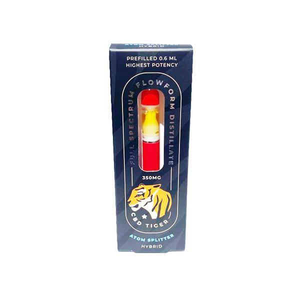 CBD Tiger Full-Spectrum 350mg CBD Disposable Vape Pen Disposable Vapes 6