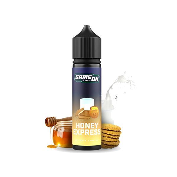 Game On Juice 50ml Shortfill 0mg (70VG/30PG) 50ml Shortfills 8