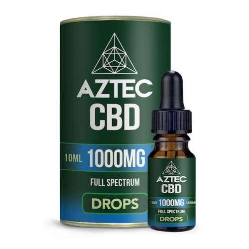 "<a href=""https://wvvapes.co.uk/aztec-cbd-full-spectrum-hemp-oil-1000mg-cbd-10ml"">Aztec CBD Full Spectrum Hemp Oil 1000mg CBD 10ml</a> CBD Oil"