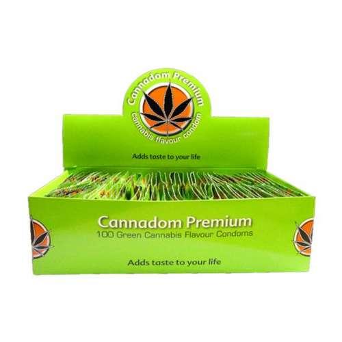 "<a href=""https://wvvapes.co.uk/cannadom-premium-cannabis-flavour-condoms"">Cannadom Premium Cannabis Flavour Condoms</a> CBD Products"