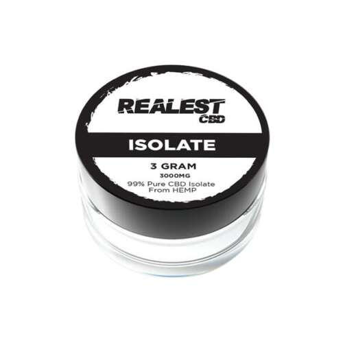 "<a href=""https://wvvapes.co.uk/realest-cbd-3000mg-cbd-isolate-buy-one-get-one-free"">Realest CBD 3000mg CBD Isolate (Buy One Get One Free)</a> CBD Isolates"