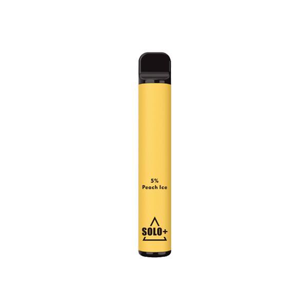 20mg Vapeman Solo+ Disposable Vape Pod 600 Puffs 3 for £10 - Disposable Vapes 7