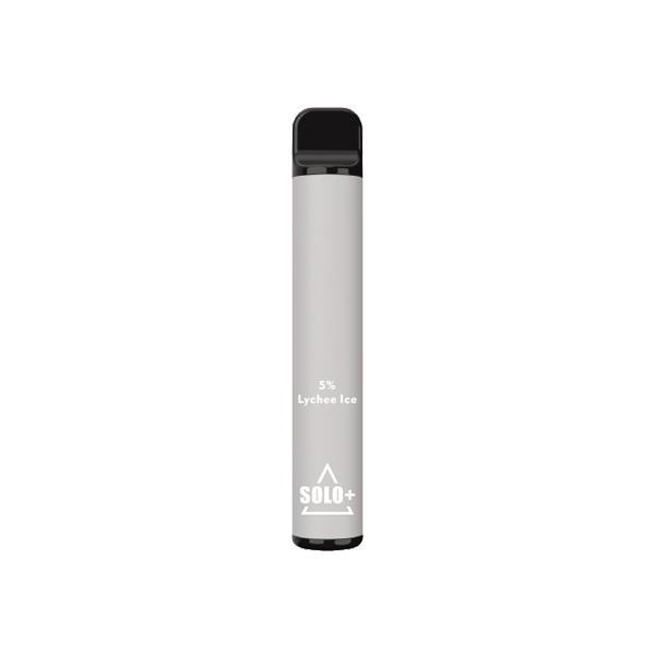 20mg Vapeman Solo+ Disposable Vape Pod 600 Puffs 3 for £10 - Disposable Vapes 4