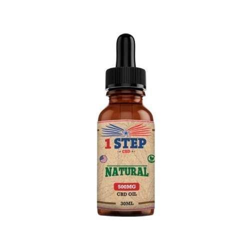 "<a href=""https://wvvapes.co.uk/1-step-cbd-500mg-natural-oil-30ml"">1 Step CBD 500mg Natural Oil 30ml</a> Vaping Products"