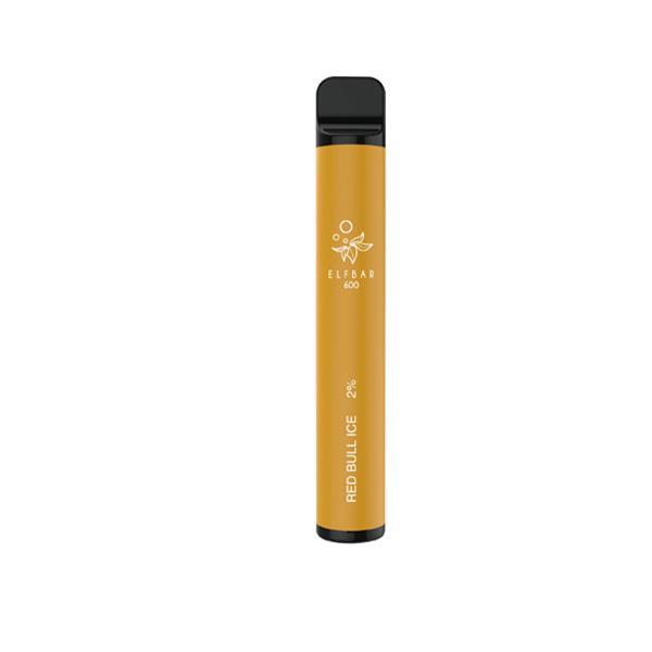 NEW 20mg ELF Bar 600 Puffs Disposable Vape Pod 3 for £10 - Disposable Vapes 6