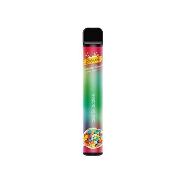 20mg Reymont Premium Quality Disposable Vape Pen 688 Puffs 3 for £10 - Disposable Vapes 12