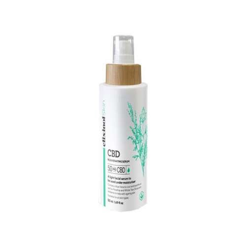 """<a href=""""https://wvvapes.co.uk/50mg-elixinol-rejuvenate-serum-50ml"""">50mg Elixinol Rejuvenate Serum 50ml</a> CBD Products"""