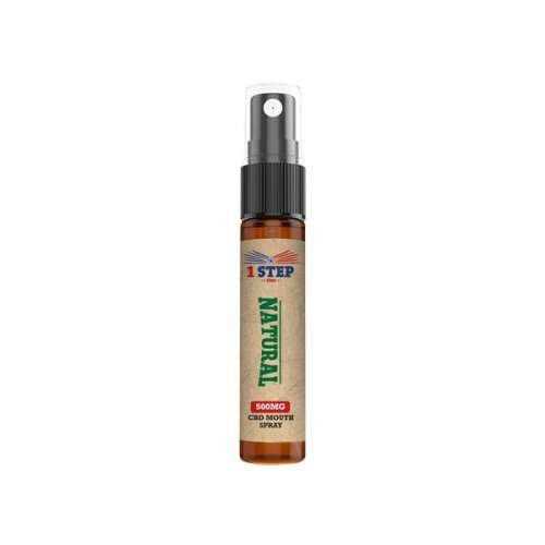 "<a href=""https://wvvapes.co.uk/1-step-cbd-500mg-cbd-natural-mouth-spray-10ml"">1 Step CBD 500mg CBD Natural Mouth Spray 10ml</a> Vaping Products"
