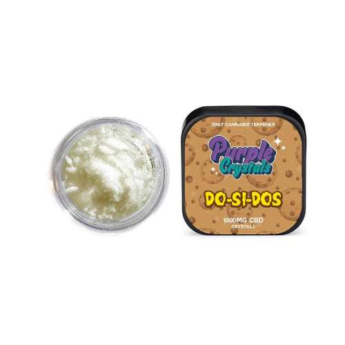 """<a href=""""https://wvvapes.co.uk/purple-crystals-by-purple-dank-1000mg-cbd-crystals-do-si-dos"""">Purple Crystals by Purple Dank 1000mg CBD Crystals – DO-SI-DOS</a> Vaping Products"""