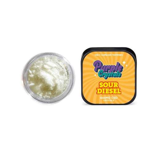 """<a href=""""https://wvvapes.co.uk/purple-crystals-by-purple-dank-1000mg-cbd-crystals-sour-diesel"""">Purple Crystals by Purple Dank 1000mg CBD Crystals – Sour Diesel</a> Vaping Products"""