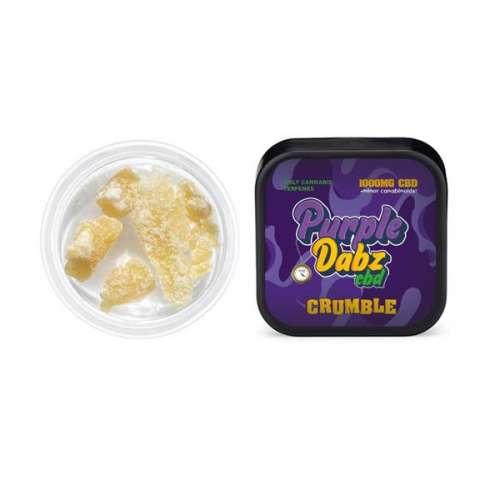 "<a href=""https://wvvapes.co.uk/purple-dabz-by-purple-dank-1000mg-cbd-crumble-original"">Purple Dabz by Purple Dank 1000mg CBD Crumble – Original</a> Vaping Products"