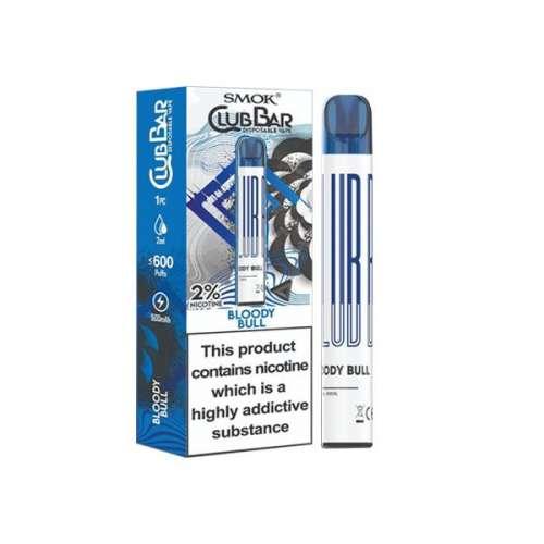 "<a href=""https://wvvapes.co.uk/20mg-smok-club-bar-disposable-vape-pen-600-puffs"">20mg Smok Club Bar Disposable Vape Pen 600 Puffs</a> Vape Kits"