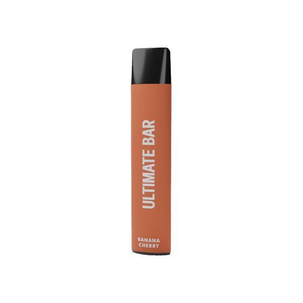 20mg Ultimate Bar Disposable Nic Salt Pod 575 Puffs 500+ Puffs Disposables 4