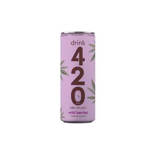 "<a href=""https://wvvapes.co.uk/drink-420-cbd-15mg-infused-sparkling-drink-wildberry"">Drink 420 CBD 15mg Infused Sparkling Drink – Wildberry</a> CBD Drinks"